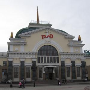 Железнодорожные вокзалы Старобалтачево